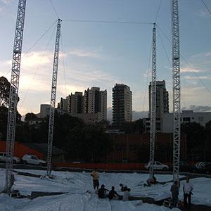 Estrutura Metálica em Campinas - 2