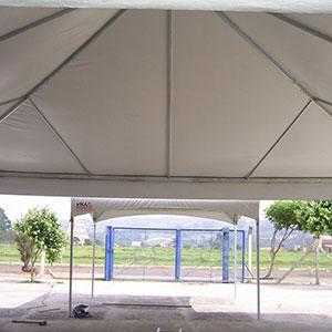 Estrutura Metálica para Tendas
