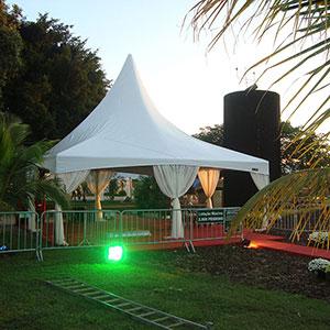Tenda em Campinas