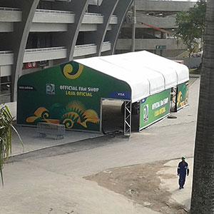 Barracão De Lona para Eventos
