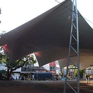 Tendas em Lona